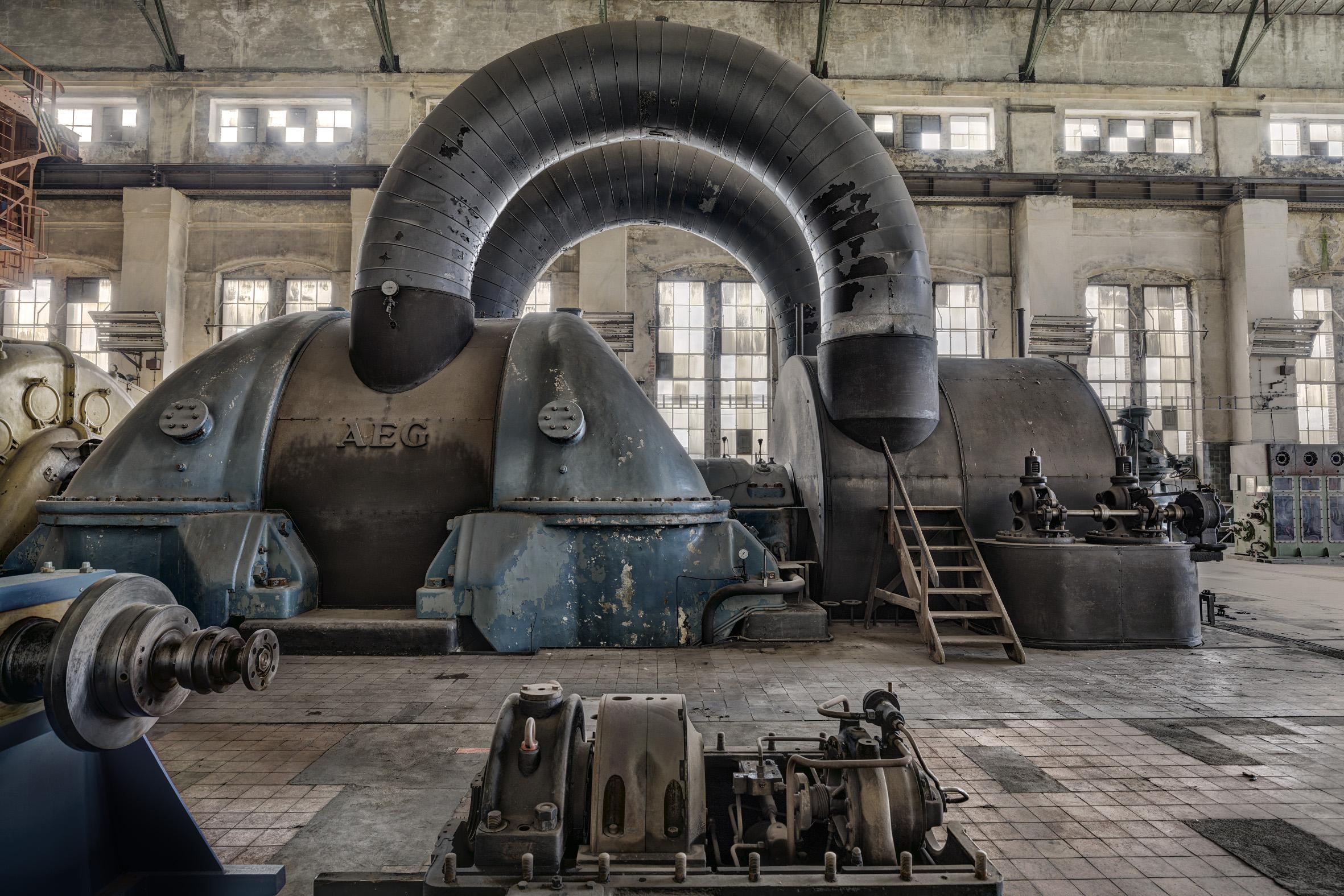 Kraftwerk Hirschfelde - Kraftwerk HIschfelde